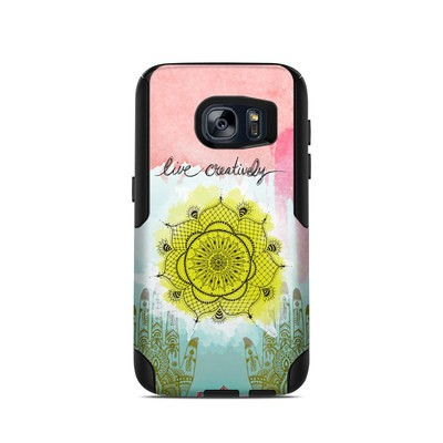 OtterBox Commuter Galaxy S7 Case Skin - Live Creative