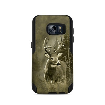 OtterBox Commuter Galaxy S7 Case Skin - Lone Buck