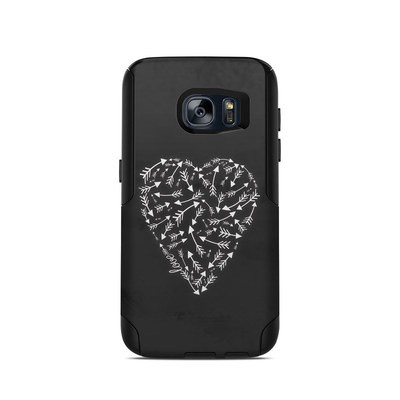 OtterBox Commuter Galaxy S7 Case Skin - Love Me Not