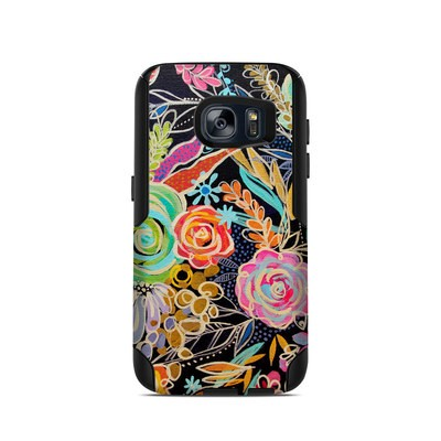 OtterBox Commuter Galaxy S7 Case Skin - My Happy Place