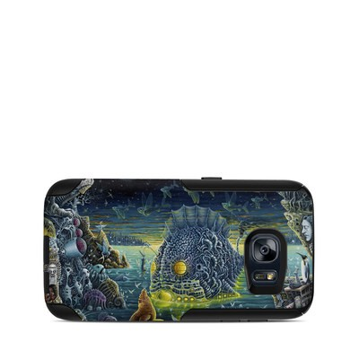 OtterBox Commuter Galaxy S7 Case Skin - Night Trawlers