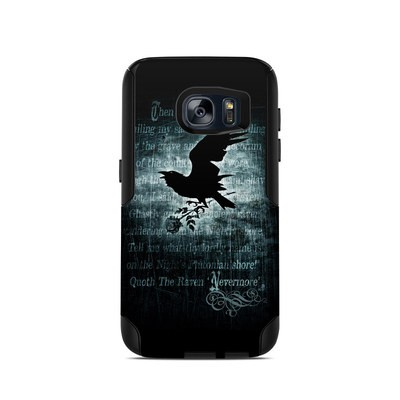 OtterBox Commuter Galaxy S7 Case Skin - Nevermore