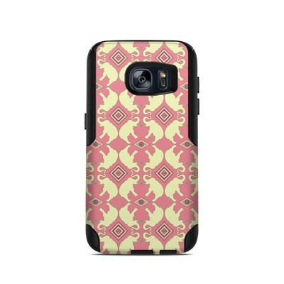 OtterBox Commuter Galaxy S7 Case Skin - Parade of Elephants