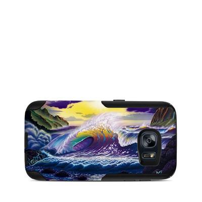 OtterBox Commuter Galaxy S7 Case Skin - Passion Fin