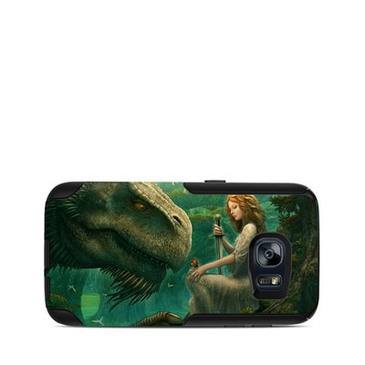 OtterBox Commuter Galaxy S7 Case Skin - Playmates
