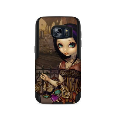 OtterBox Commuter Galaxy S7 Case Skin - Poe