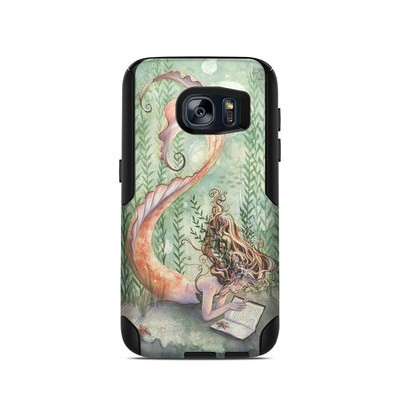 OtterBox Commuter Galaxy S7 Case Skin - Quiet Time