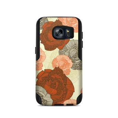 OtterBox Commuter Galaxy S7 Case Skin - Roses