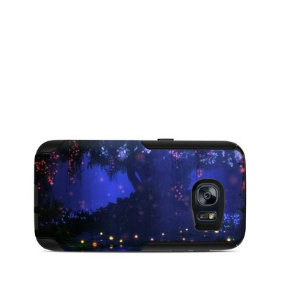 OtterBox Commuter Galaxy S7 Case Skin - Satori Night