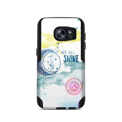 OtterBox Commuter Galaxy S7 Case Skin - Shine On