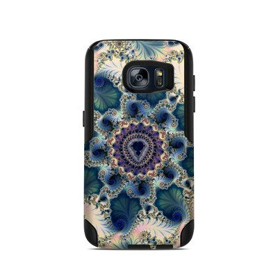 OtterBox Commuter Galaxy S7 Case Skin - Sea Horse