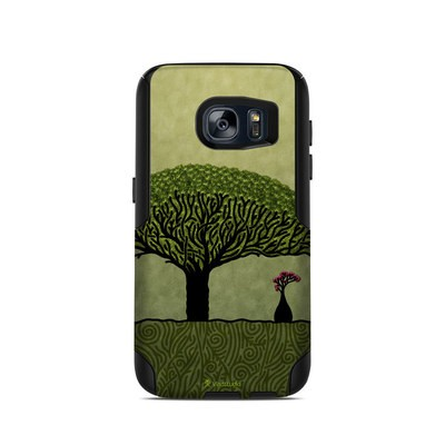 OtterBox Commuter Galaxy S7 Case Skin - Socotra