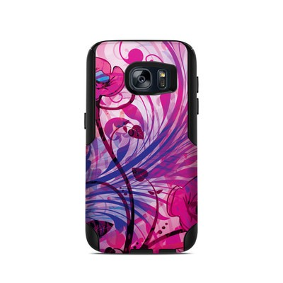 OtterBox Commuter Galaxy S7 Case Skin - Spring Breeze