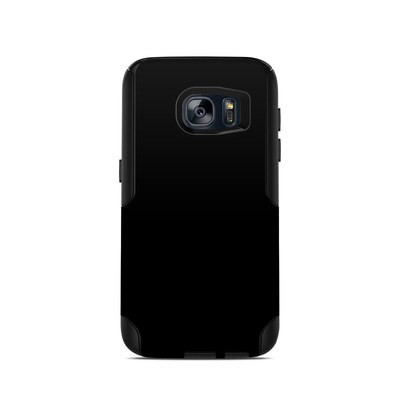 OtterBox Commuter Galaxy S7 Case Skin - Solid State Black