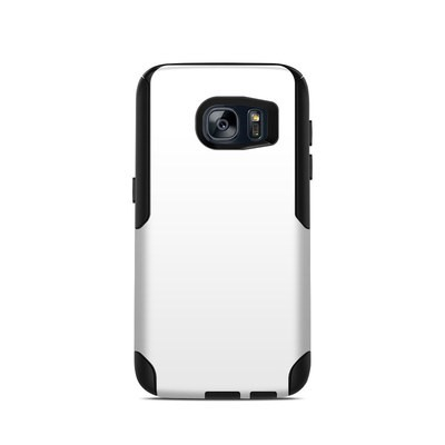 OtterBox Commuter Galaxy S7 Case Skin - Solid State White