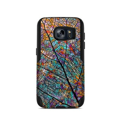 OtterBox Commuter Galaxy S7 Case Skin - Stained Aspen
