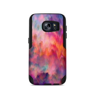 OtterBox Commuter Galaxy S7 Case Skin - Sunset Storm