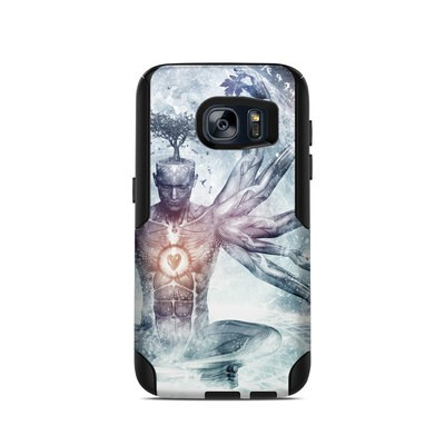 OtterBox Commuter Galaxy S7 Case Skin - The Dreamer