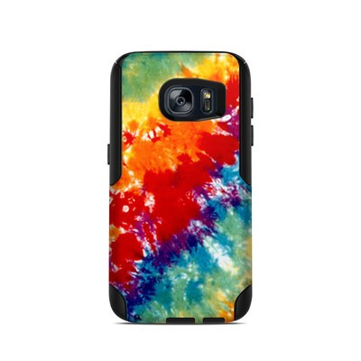 OtterBox Commuter Galaxy S7 Case Skin - Tie Dyed
