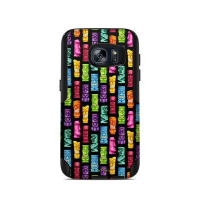OtterBox Commuter Galaxy S7 Case Skin - Tikis