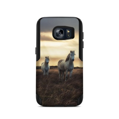 OtterBox Commuter Galaxy S7 Case Skin - Hornless Unicorns