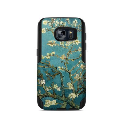 OtterBox Commuter Galaxy S7 Case Skin - Blossoming Almond Tree