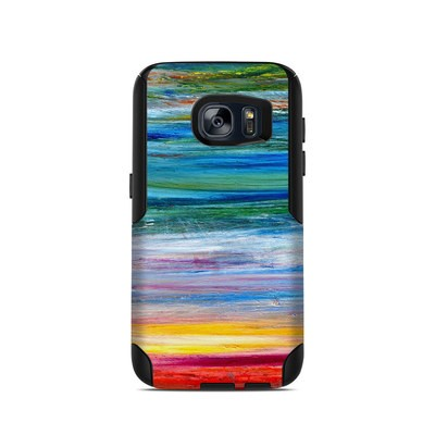 OtterBox Commuter Galaxy S7 Case Skin - Waterfall