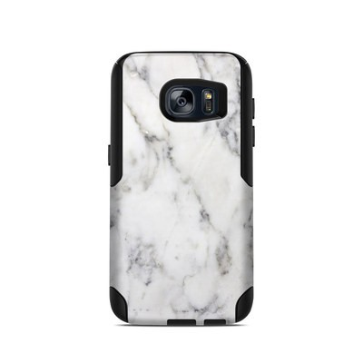 OtterBox Commuter Galaxy S7 Case Skin - White Marble