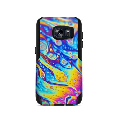 OtterBox Commuter Galaxy S7 Case Skin - World of Soap