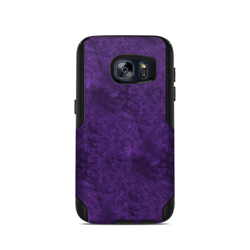 huge discount 241c2 3bac6 OtterBox Commuter Galaxy S7 Case Skin - Purple Lacquer by DecalGirl  Collective