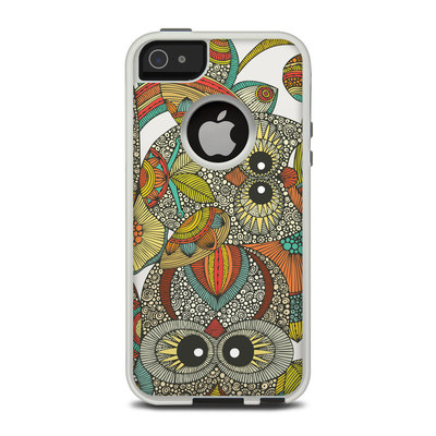 OtterBox Commuter iPhone 5 Case Skin - 4 owls