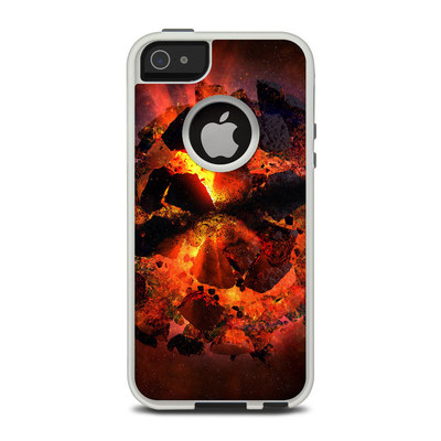 OtterBox Commuter iPhone 5 Case Skin - Aftermath