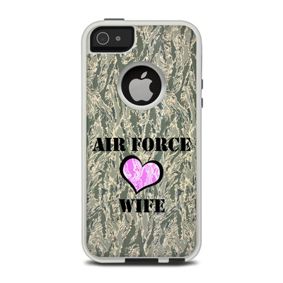 OtterBox Commuter iPhone 5 Case Skin - Air Force Wife