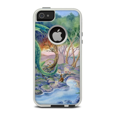 OtterBox Commuter iPhone 5 Case Skin - Of Air And Sea