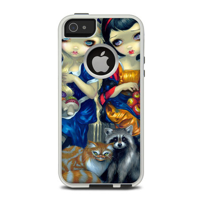 OtterBox Commuter iPhone 5 Case Skin - Alice & Snow White