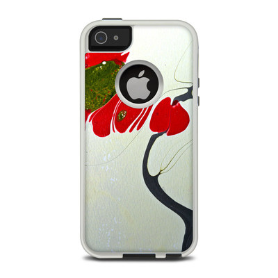 OtterBox Commuter iPhone 5 Case Skin - Amoeba