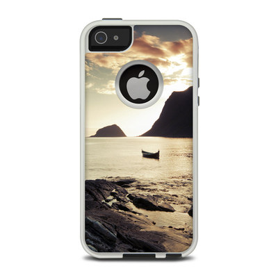 OtterBox Commuter iPhone 5 Case Skin - Anchored