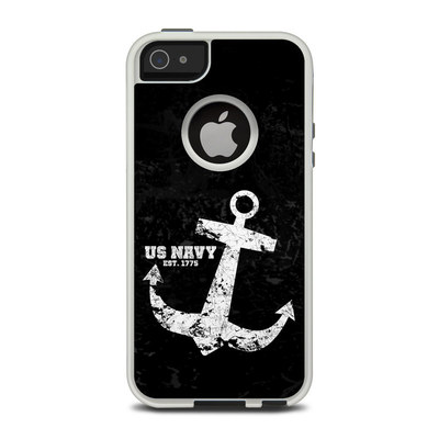 OtterBox Commuter iPhone 5 Case Skin - Anchor