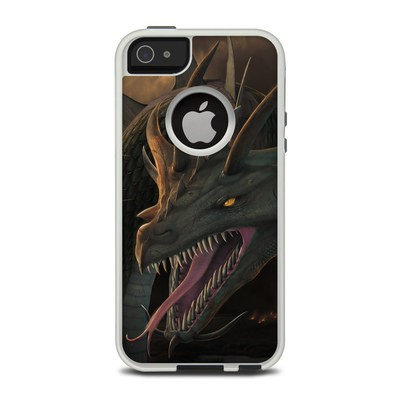 OtterBox Commuter iPhone 5 Case Skin - Annihilator