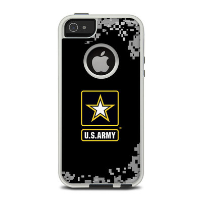 OtterBox Commuter iPhone 5 Case Skin - Army Pride