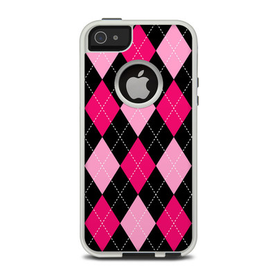 OtterBox Commuter iPhone 5 Case Skin - Argyle Style