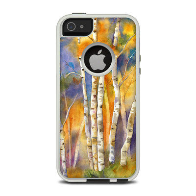 OtterBox Commuter iPhone 5 Case Skin - Aspens