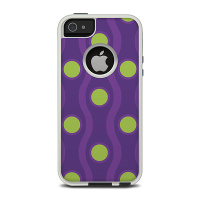 OtterBox Commuter iPhone 5 Case Skin - Atomic