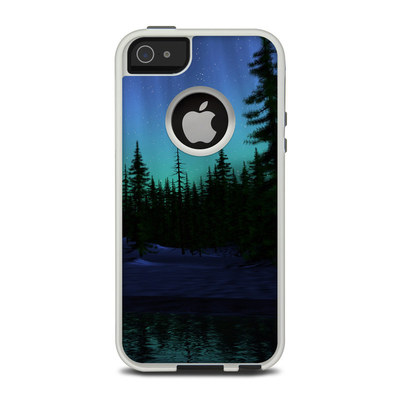 OtterBox Commuter iPhone 5 Case Skin - Aurora
