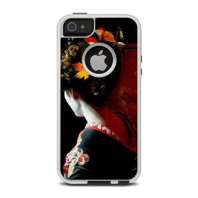 OtterBox Commuter iPhone 5 Case Skin - Autumn