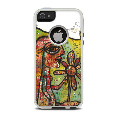 OtterBox Commuter iPhone 5 Case Skin - A Walk