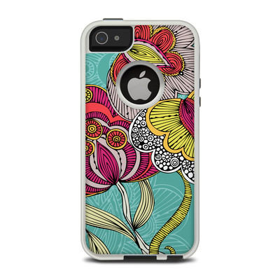 OtterBox Commuter iPhone 5 Case Skin - Beatriz