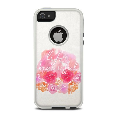 OtterBox Commuter iPhone 5 Case Skin - Beautiful