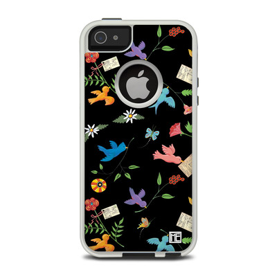 OtterBox Commuter iPhone 5 Case Skin - Birds