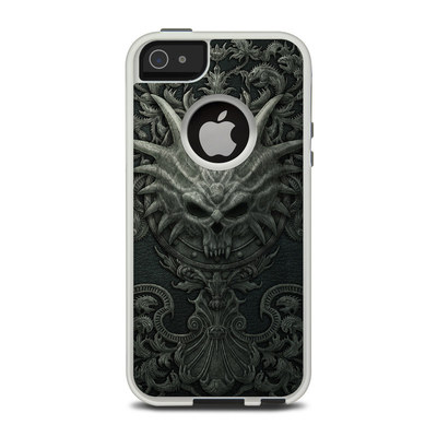 OtterBox Commuter iPhone 5 Case Skin - Black Book